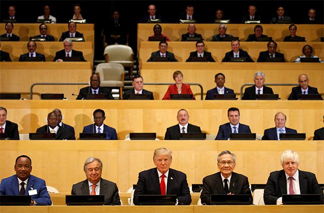 Трамп позива Гутереша и Уједињене нације да прихвате америчку реформу УН-а