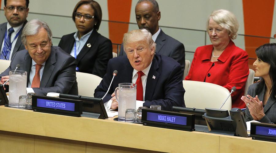 РТ: Потребни су нам преговори, а не декларације - Русија против Трамповог плана реформе УН-а