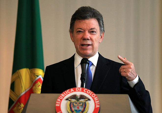 Колумбија: Потребан колективни притисак на Каракас