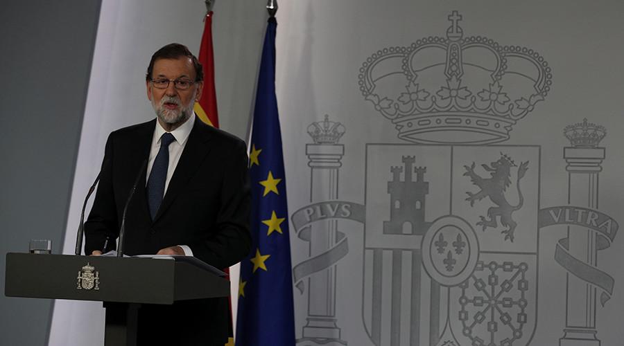 РТ: Данас у Каталонији није било референдума о независности - премијер Шпаније