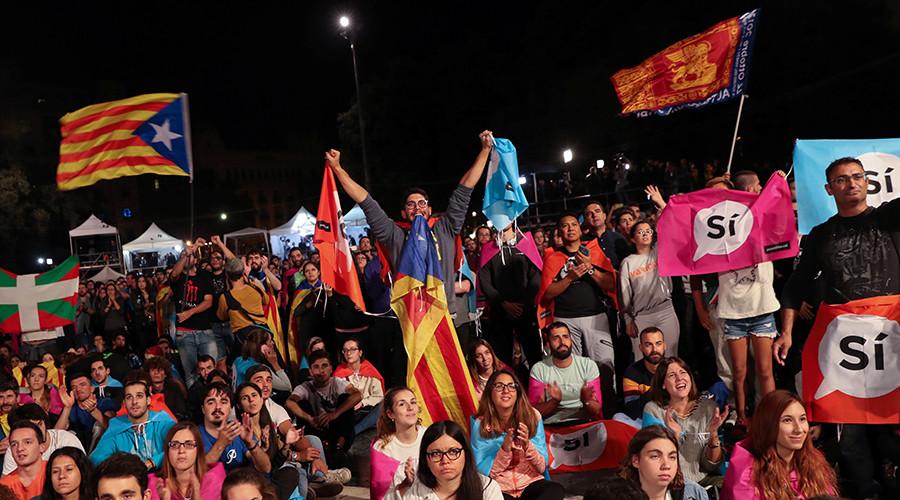 РТ: Грађани Каталоније стекли право да живе у независној држави - премијер