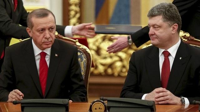 Порошенко: Рачунам да ће се Турска придружити групи пријатеља за деокупацију Крима
