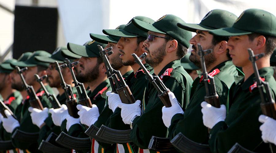 РТ: Све опције на столу ако САД ставе Револуционарну гарду на црну листу - Иран