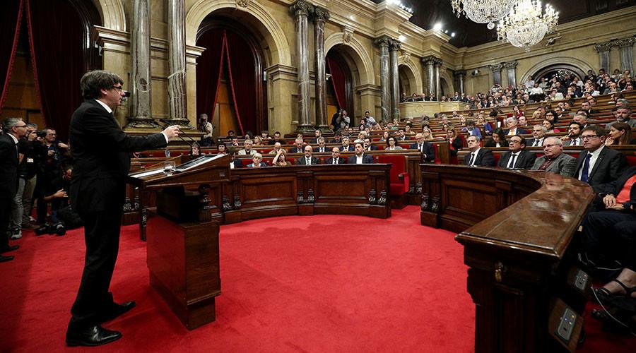РТ: Каталонија мора бити независна држава - Пудџемон