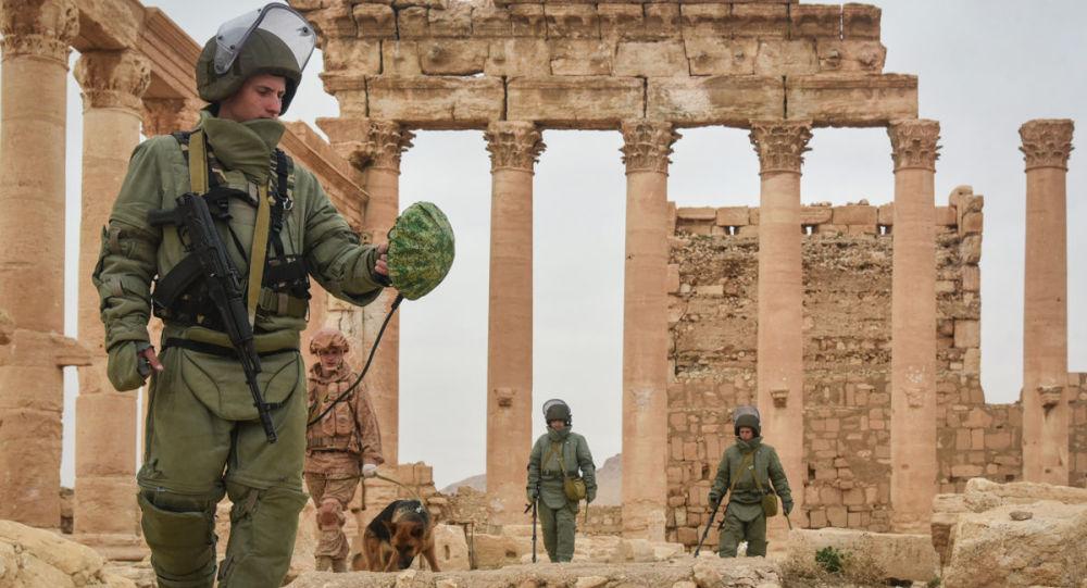 САД са неодобравањем гледају на најаве да би деминери Војске Србије могли ићи у Сирију