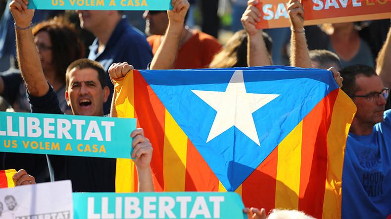 РТ: Најгори напад на Каталонију од Франкове диктатуре - Пудџемон