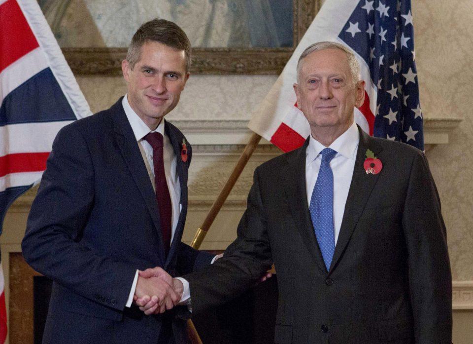 Лондон: У стајању на пут руској агресији, били смо увек најближи савезник САД