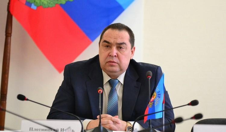 Луганска Народна Република нема другог пута осим пута у Русију - Плотницки