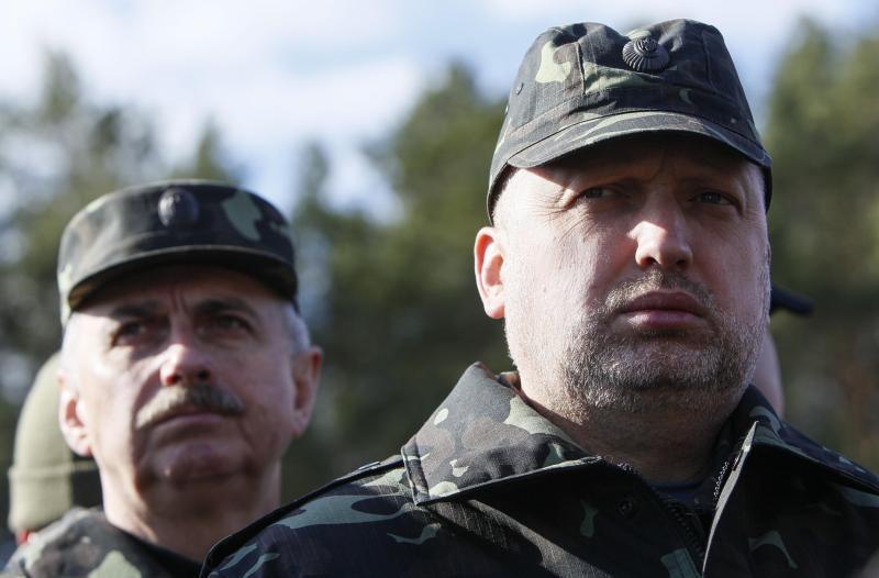 Турчинов: Свака сарадња са Русијом биће сматрана као издаја државе