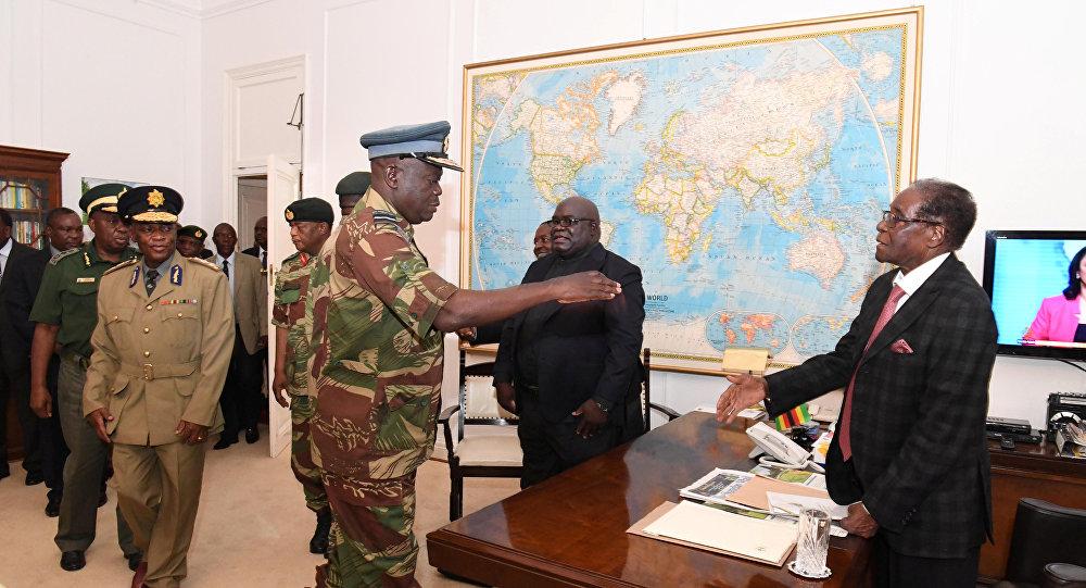 Мугабе спреман да да оставку