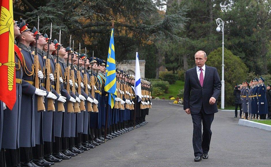 Кијев уручио протестну ноту Русији због посете Путина Криму