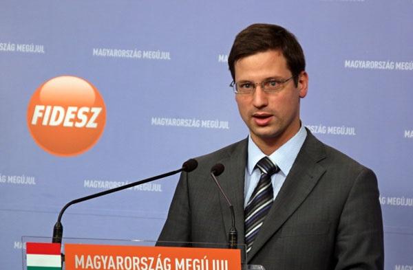 """""""Сорош фронтално напада Мађарску"""""""