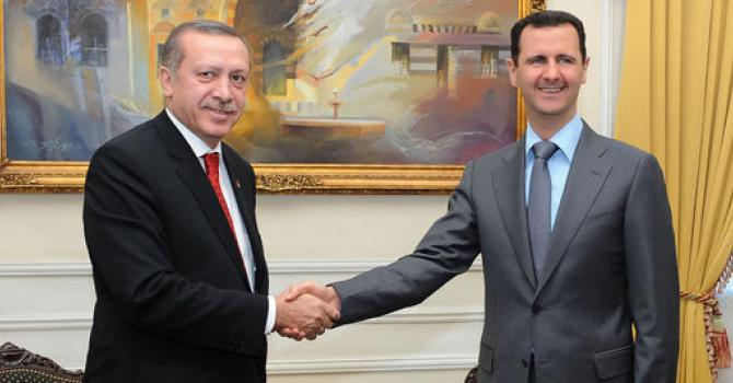 Ердоган не искључује могућност контаката са Асадом