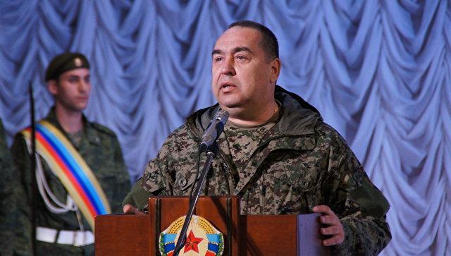 Председник ЛНР поднео оставку