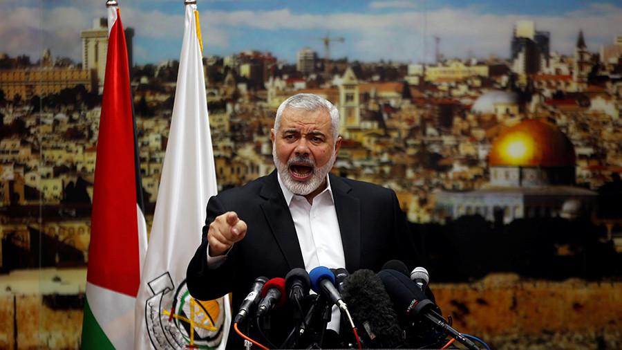 РТ: Лидер Хамаса позвао на