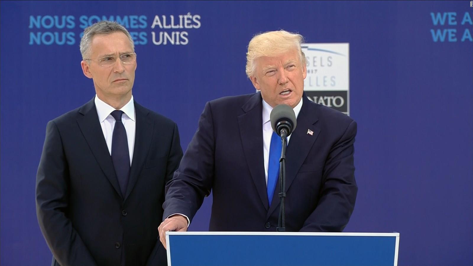 Трамп: Кo не плаћа чланарину НАТО-у, неће га ни бити