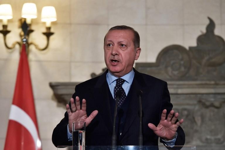 Ердоган: САД постале партнер у крвопролићу