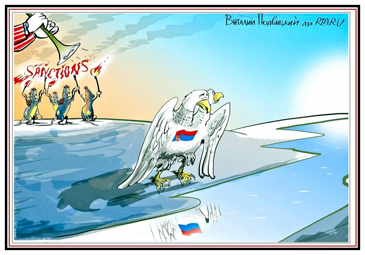 Поглавље 30: Суспензија споразума о слободној трговини са Русијом