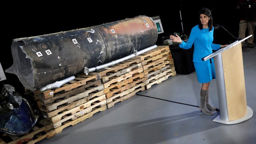 """РТ: САД пронашле """"доказе"""" иранске ракете - обећавају коалицију против Техерана"""