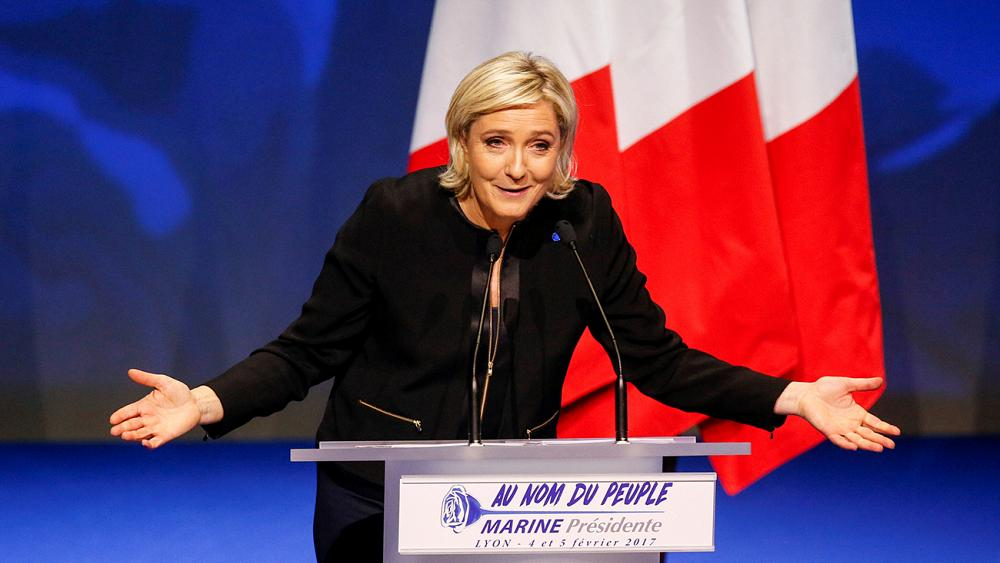 Марин ле Пен: Време је да се ЕУ уништи изнутра