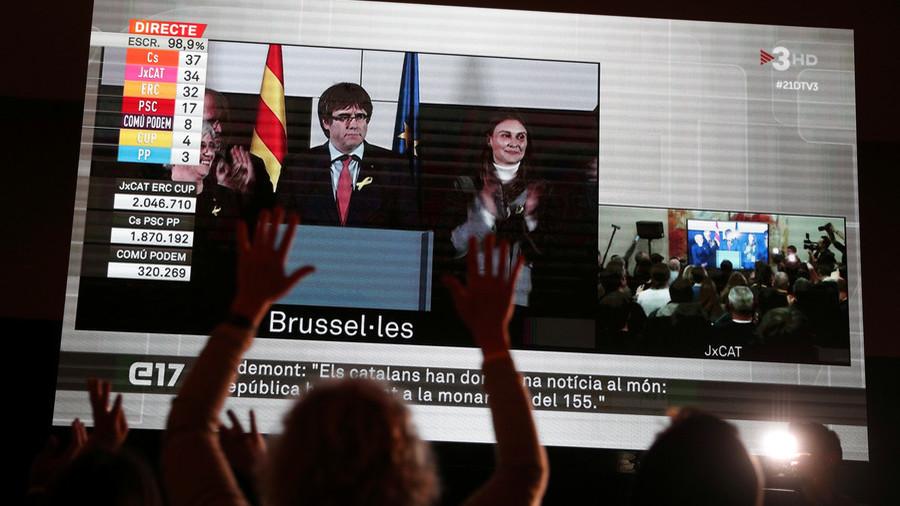 РТ: Каталонска република је потукла монархију - Пудџемон