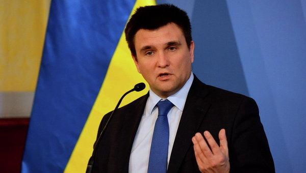Климкин позвао Запад да не чини никакве уступке Русији