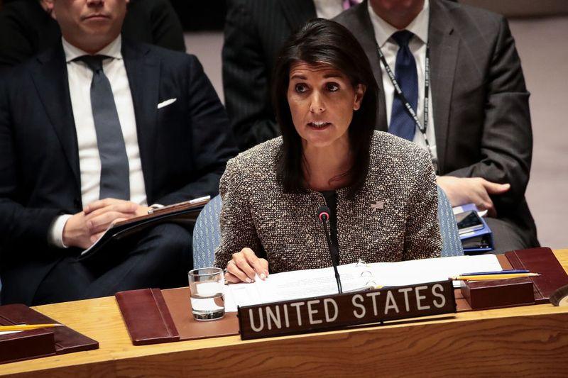 САД: Нећемо дозволити да се користи широкогрудост америчког народа у УН-у