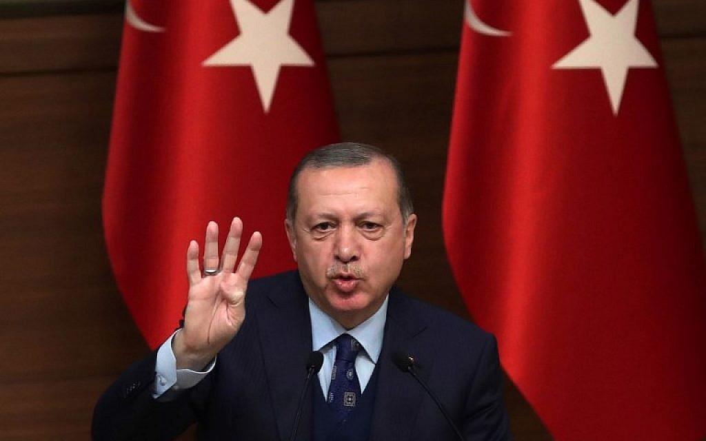 Ердоган: Анкара наставља да се залаже одлазак Асада