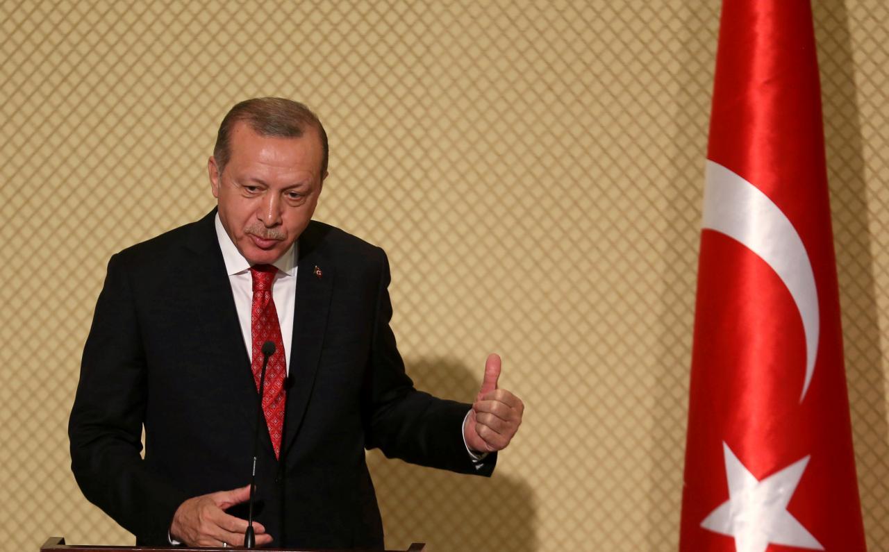 Ердоган: Турска присиљена да смањи број непријатеља и повећа број пријатеља