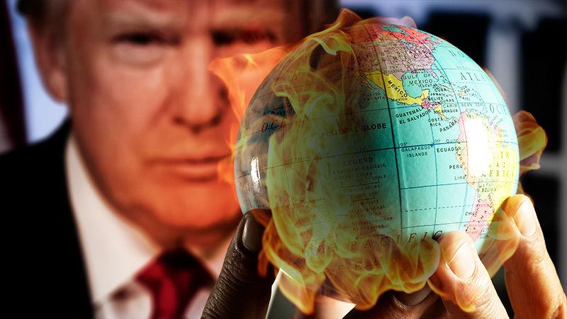 Трамп: Ваљало би мало доброг, старог, глобалног загревања