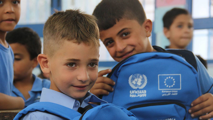РТ: САД ће обуставити помоћ Агенцији за избеглице УН-а како би приморале Палестину на разговоре са Израелом