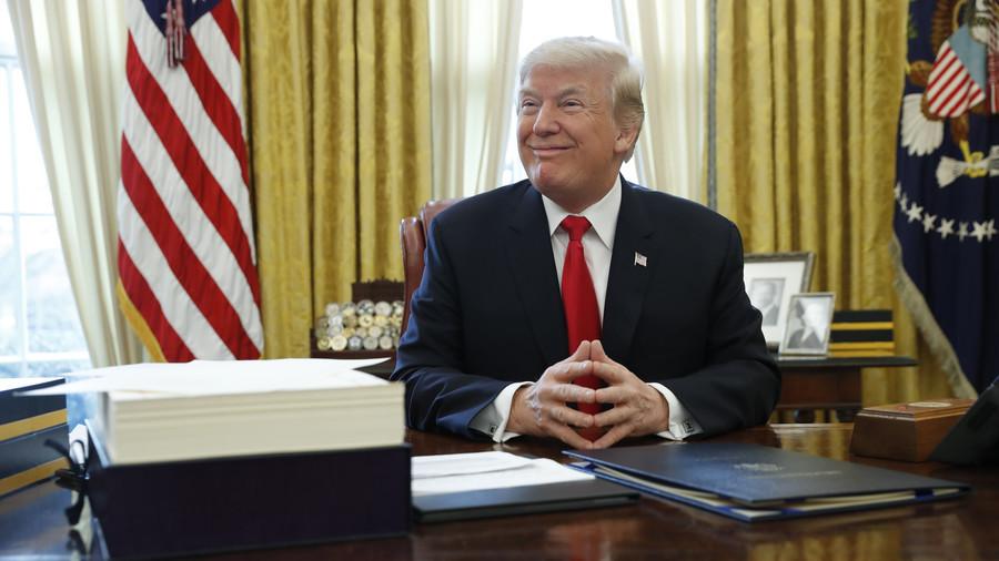 РТ: Био сам чврст и јак - Трамп тврди да је његова заслуга за поновну комуникације између Сеула и Пјонгјанга