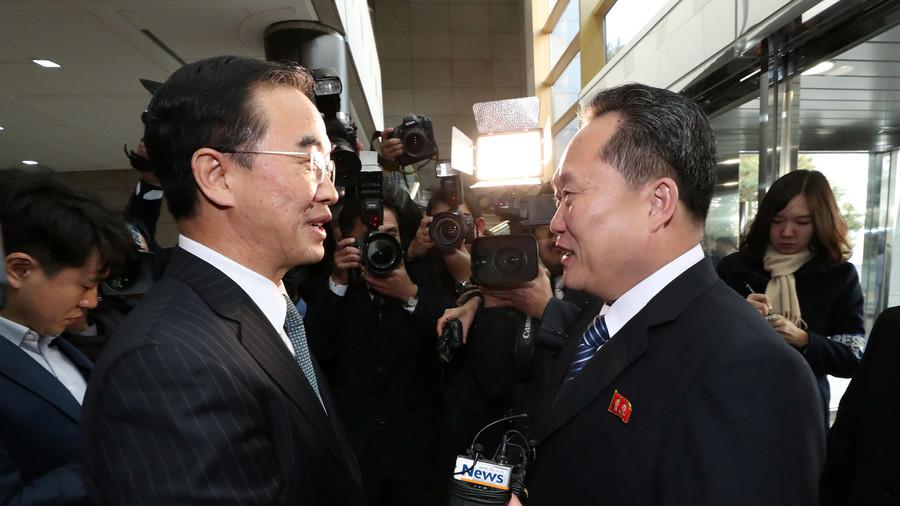 """РТ: Разговори Пјонгјанга и Сеула """"озбиљни и искрени"""" на високом нивоу"""