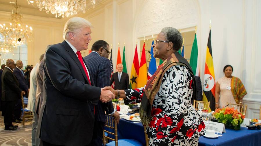 РТ: Агресиван и расиста: Афричке земље одговориле на Трампове вулгарне увреде