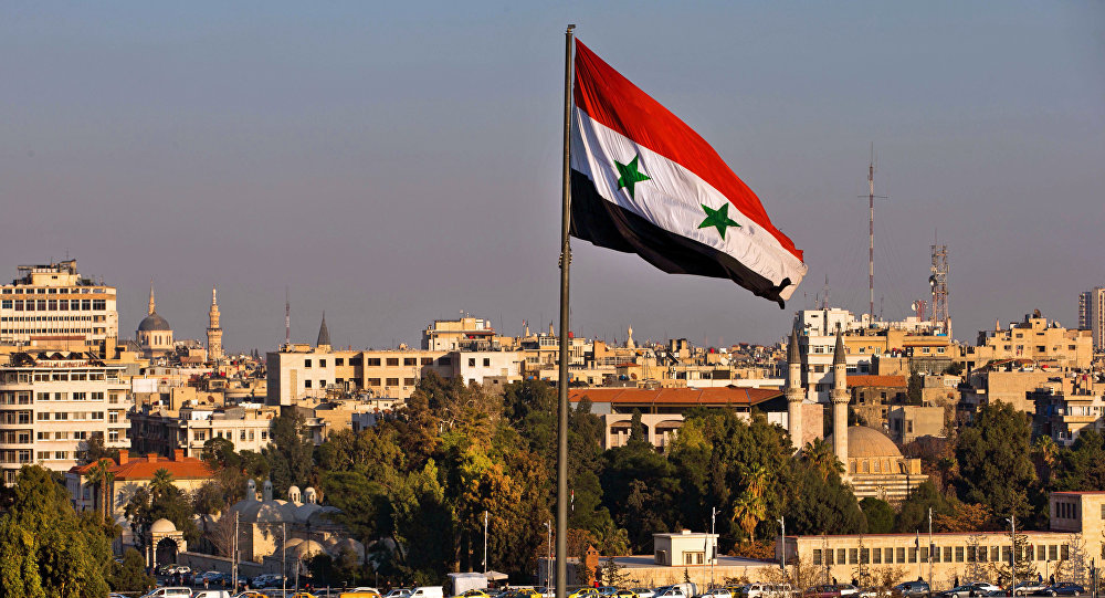 Дамаск: Очигледан напад САД на суверенитет и територијалну целовитост Сирије