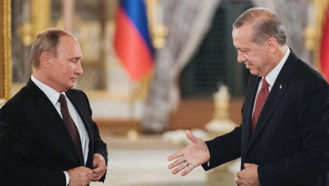 Ердоган: Немам намеру да зовем Трампа, настављамо контакте са Путином