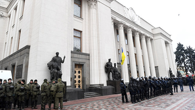 Рада Украјине није усвојила амандман о прекиду дипломатских односа са Русијом