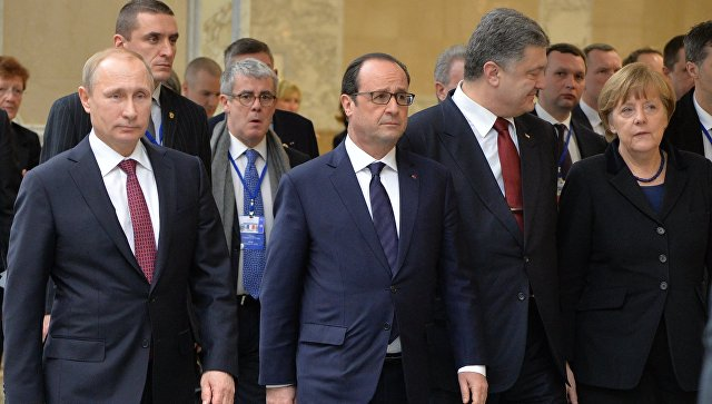 Берлин: Мински споразум главни темељ за политичко решење украјинске кризе