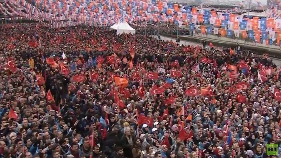 РТ: Ердоган обећао брзу операцију у Сирији и упозорио прокурдску опозицију