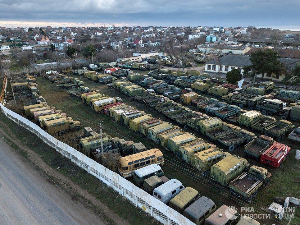 Климкин одбио евентуално враћање украјинске војне технике са Крима