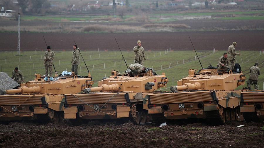РТ: Турска операција у Сирији одвраћа од напора да се победе терористи - Матис