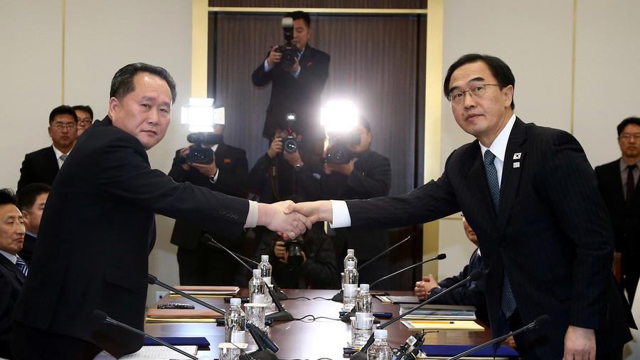 """РТ: Пјонгјанг позвао све Корејанце да заједнички """"разбију"""" све изазове поновном уједињењу"""