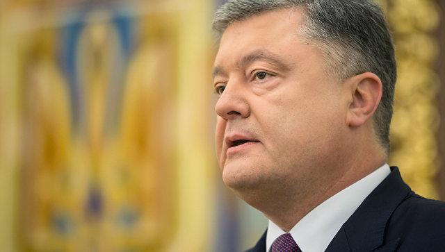 Порошенко се захвалио Тилерсону за нове санкције Русији