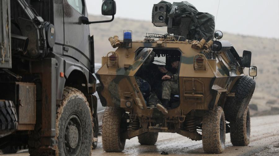 """РТ: Курди осудили САД јер се не боре против """"турске окупације"""" у Африну"""