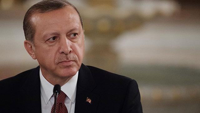 Ердоган: Циљ турске војне операције у Сирији није освајање територија те земље