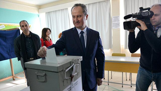 Нови-стари председник Кипра