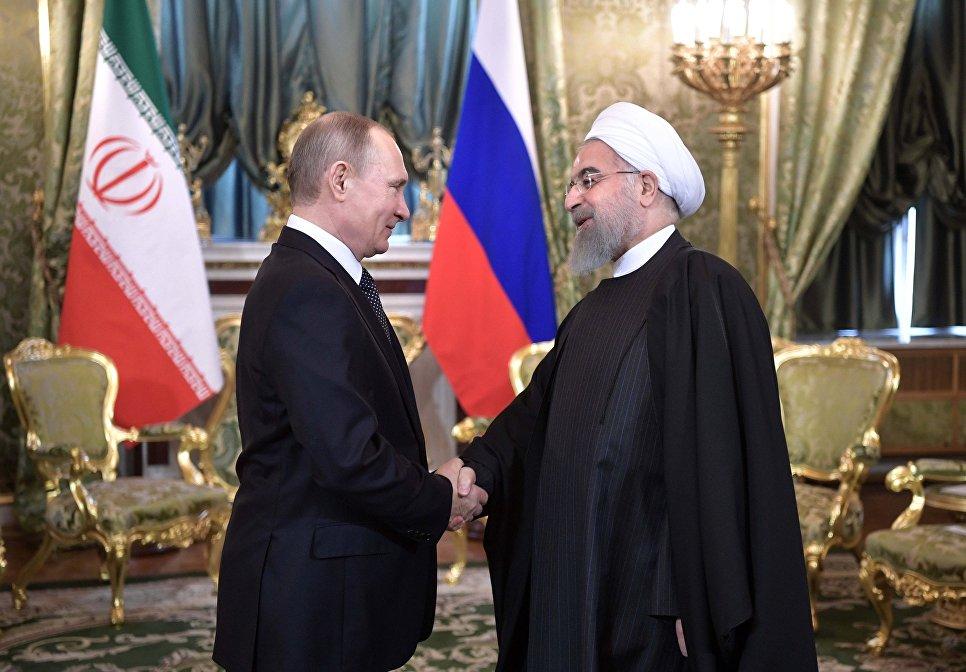 Путин и Рохани разговарали о могућности одржавања самита председника Русије, Ирана и Турске о Сирији