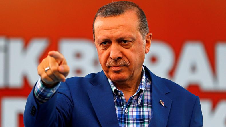 Erdogan: Tramp i Obama prevarili Tursku kada su u pitanju sirijski kurdski militanati