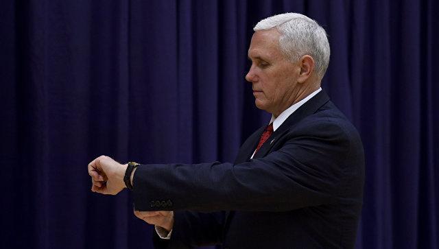 Пенс: Вашингтон ће наставити да врши притисак на Северну Кореју