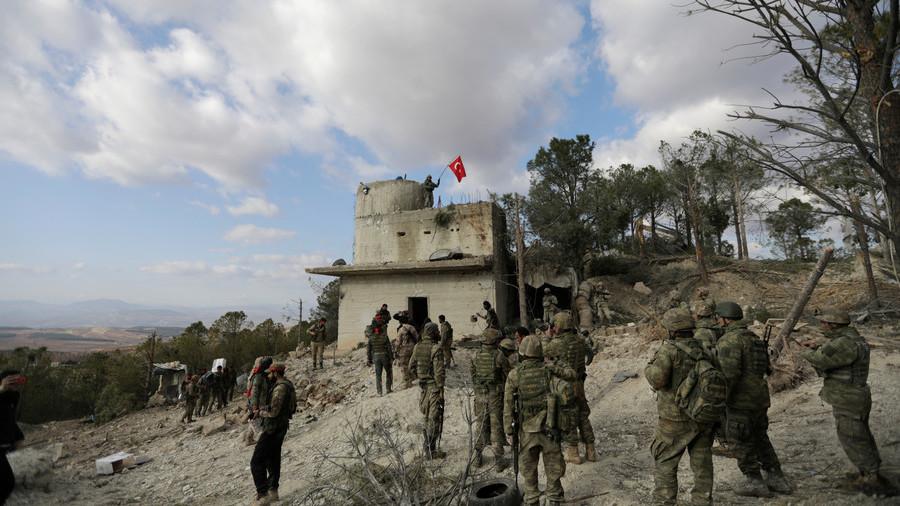"""РТ: Тачка раздора? Турска захтева """"конкретне кораке"""" од САД док се Вашингтон колеба"""